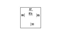[DIAGRAM_4FR]  Automotive Relay Diagram | 12 Volt Relay 56006707 Wiring Diagrams |  | Del City