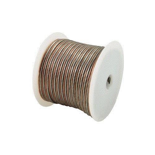 Clear Speaker Wire - 100 Feet