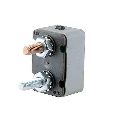 Manual Reset Circuit Breakers with Parallel Bracket