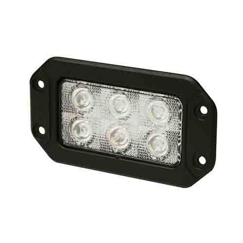ECCO EW2411 LED flood beam rectangle